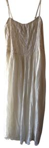 white Maxi Dress by Forever 21 Flowy Summer