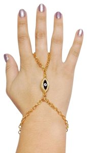 Other NEW! Gold Crystal Encrusted