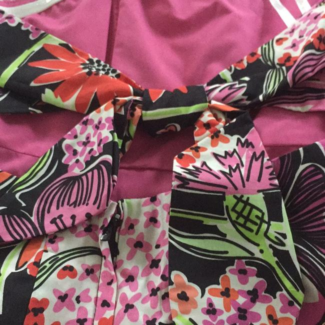 Lilly Pulitzer Strapless Bow Garden Party Dress