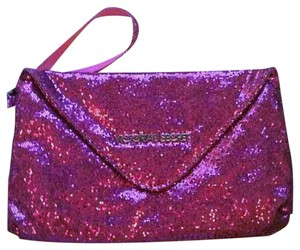 Victoria's Secret Sequined Glittery Wristlet