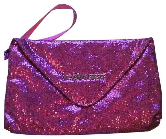 Preload https://img-static.tradesy.com/item/16447054/victoria-s-secret-pink-sequined-glittery-wristlet-wallet-0-1-540-540.jpg