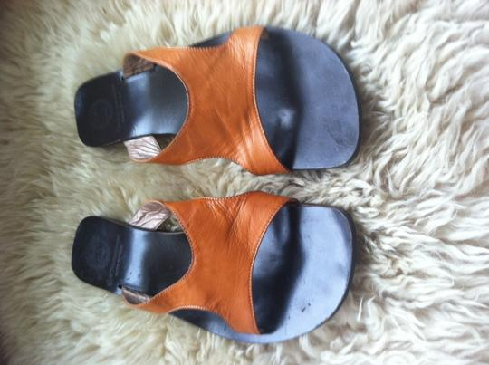 Les Tropeziennes Made In Italy Brown Sandals