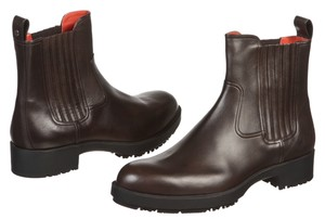 Hermes Brown Boots
