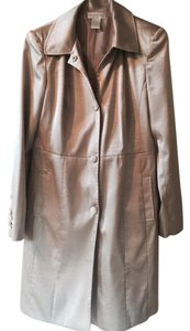 Worthington Blazer Coat Gold Shimmer Jacket