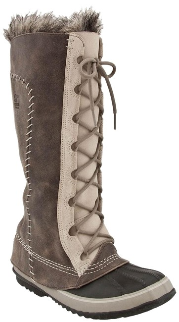 Item - Gray Cate The Great Boots/Booties Size US 10 Regular (M, B)