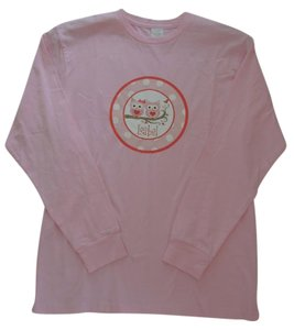 Preppy Mama T Shirt cotton candy pink
