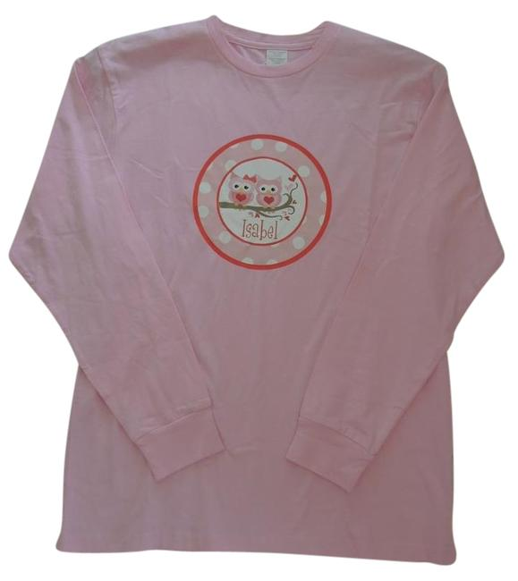 Preload https://img-static.tradesy.com/item/16448332/cotton-candy-pink-ls-14-16-by-value-tee-shirt-size-12-l-0-1-650-650.jpg