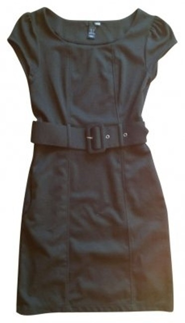 Preload https://item5.tradesy.com/images/h-and-m-black-above-knee-workoffice-dress-size-4-s-164484-0-0.jpg?width=400&height=650