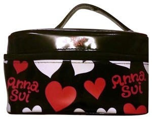 Anna Sui Glossy Cosmetic Tote