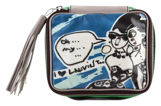 Preload https://img-static.tradesy.com/item/16449721/lanvin-runway-exclusive-special-night-out-blue-patent-leather-clutch-0-1-540-540.jpg