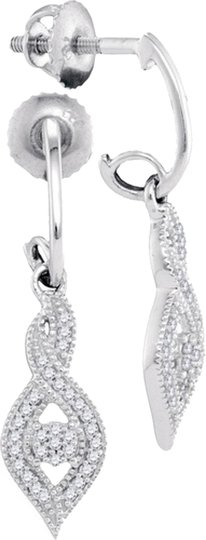 Preload https://item4.tradesy.com/images/white-gold-diamond-briang-10k-015ctw-micro-pave-fashion-earrings-1644973-0-0.jpg?width=440&height=440