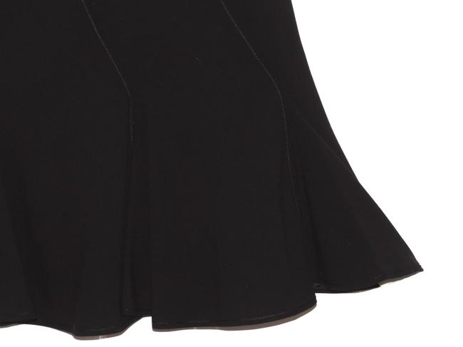 Max Studio New With Tag Fit & Flare Skirt black