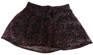 American Eagle Outfitters Mini Skirt Purple