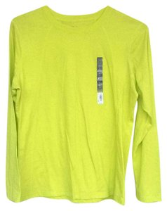 Tek Gear T Shirt Lemon green