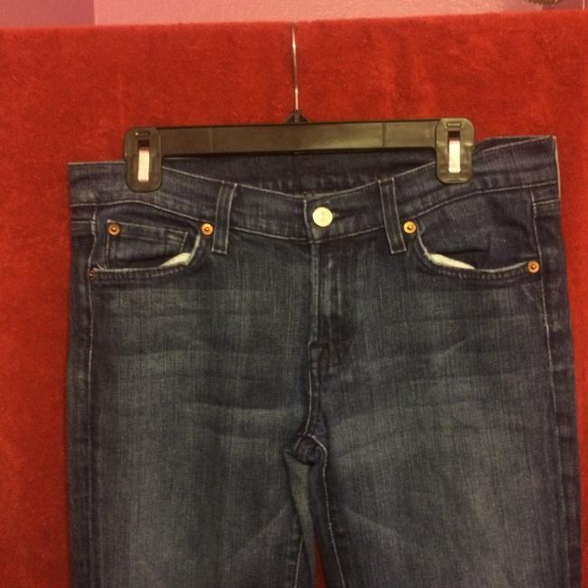 Seven All For Mankind Straight Leg Jeans