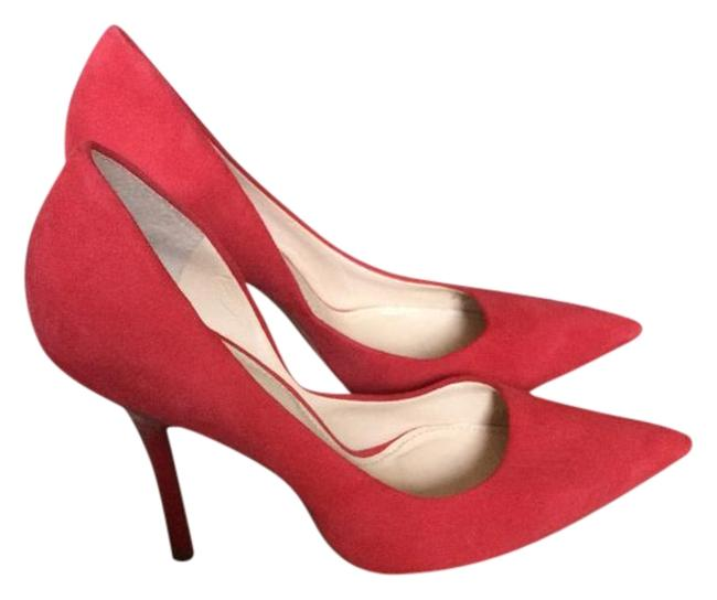 """Item - Red """"Carrie"""" Pumps Size US 9 Regular (M, B)"""