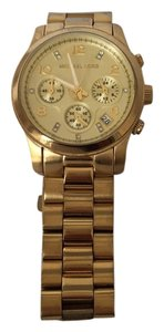 Michael Kors Michael Kors Yellow Gold Watch