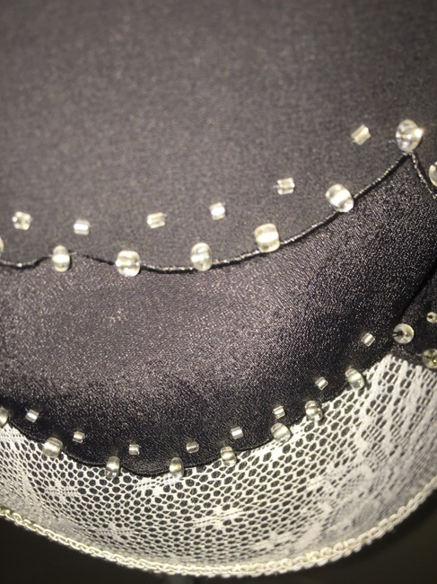 Other Studded Top Black