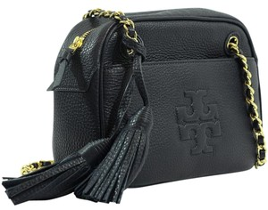 Tory Burch Leather Thea Cross Body Bag
