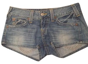 True Religion Mini/Short Shorts