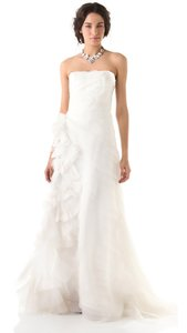 Reem Acra Reem Acra Simply Beauty Stapless Dress Wedding Dress Wedding Dress