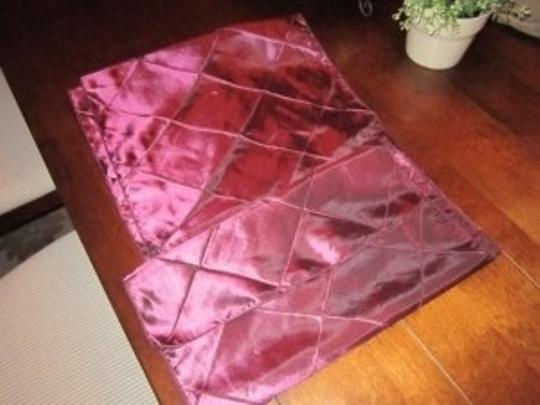 Eggplant 17 Table Runners Tablecloth