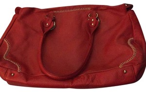 Renato Angi Satchel in Red