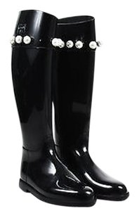 Boutique Moschino Black Boots