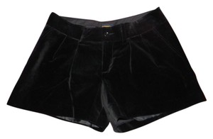 Rugby Ralph Lauren Velvet Dress Shorts Black