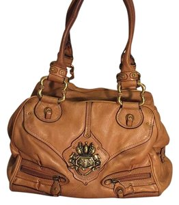 Juicy Couture Tote in Cognac