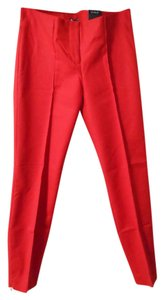 Express Ankle Capri/Cropped Pants Red