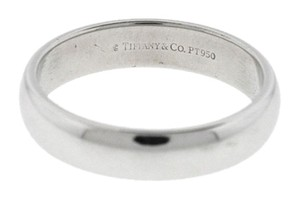 Tiffany & Co. Tiffany & Co. Platinum Wedding Band Ring sz 8