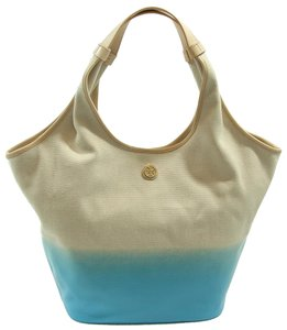 Tory Burch Canvas Hobo Bag