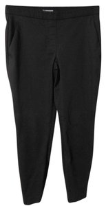 Express Ankle Capri/Cropped Pants Black