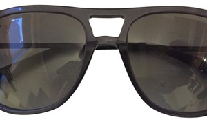 Vogue Eyewear Black Vogue Aviators