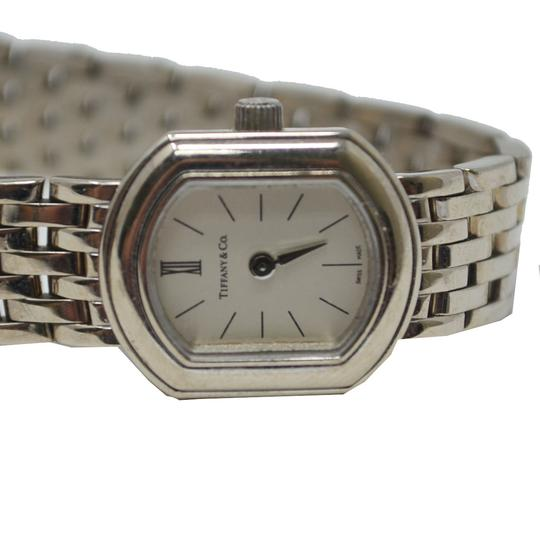 Tiffany & Co. Tiffany & Co. 18k White Gold 750 Ladies Cocktail Watch