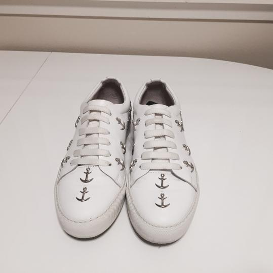 Acne Studios Sneaker Adriana Sneaker Anchor Stud White Athletic