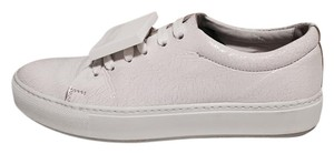 Acne Studios Sneakers Crackled White Athletic