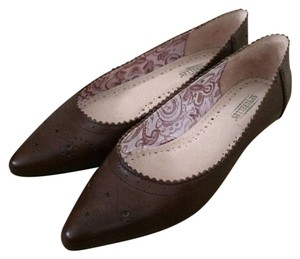 Seychelles Dark brown Flats