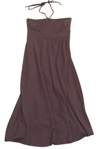 Brown Maxi Dress by Theory
