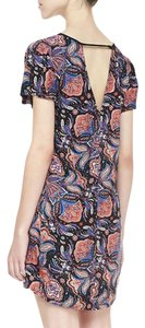Ella Moss short dress Paisley Summer Sheer on Tradesy