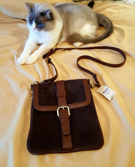 Coldwater Creek Priced To Sell Satchel in Brown