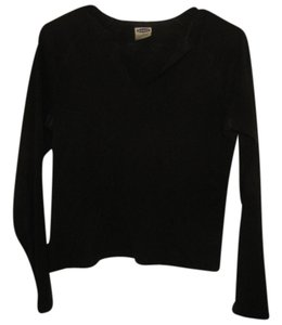 Old Navy Longsleeve T Shirt Black