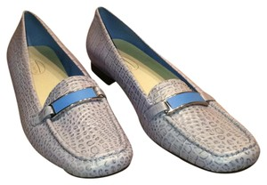 Talbots Light blue Flats