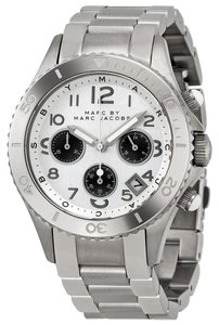Marc by Marc Jacobs Women's Chronograph Stainless Steel Bracelet 40mm MBM3155