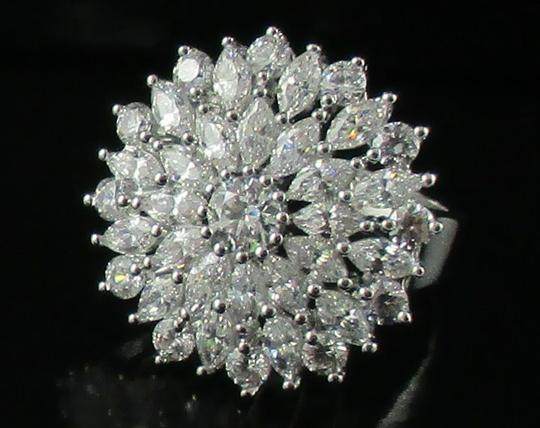 Other 5.30ct Absolute Simulated Diamond Round and Marquise