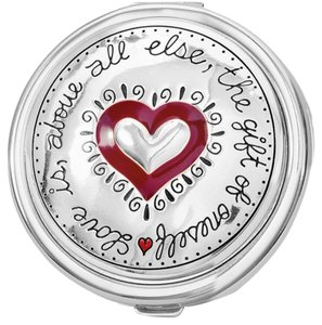 Brighton Joyful Heart Compact (