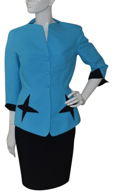 Preload https://img-static.tradesy.com/item/16456534/thierry-mugler-blue-the-most-amazing-and-beyond-its-time-skirt-suit-size-8-m-0-1-650-650.jpg