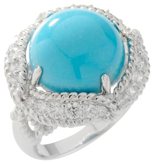 Preload https://img-static.tradesy.com/item/16456549/turquoise-absolute-and-roped-retro-collection-frame-ring-0-1-540-540.jpg