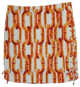 Etcetera Skirt Orange